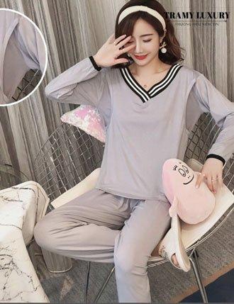 Bộ Quần áo Sau Sinh Hàn Quốc Siêu đẹp Tm11211 5d7b2178bf56a.jpeg