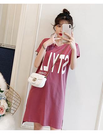 Váy đầm Bầu Cotton Suôngchất Siêu Mịn Tm102 5d7b21328124d.jpeg