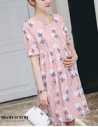 Váy đầm Bầu Dự Tiệc Phong Cách Style Tm109 5d7b213e84a18.jpeg